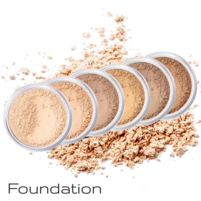 NAS Cosmetics Mineral Foundation